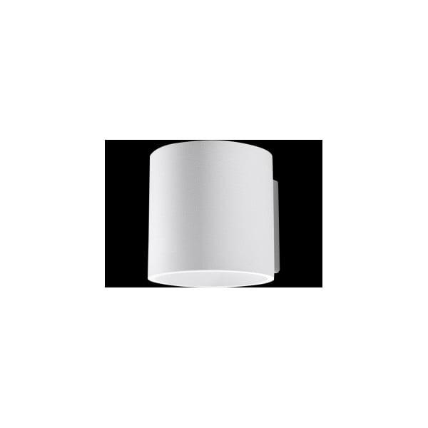 Biały kinkiet Nice Lamps Roda 1
