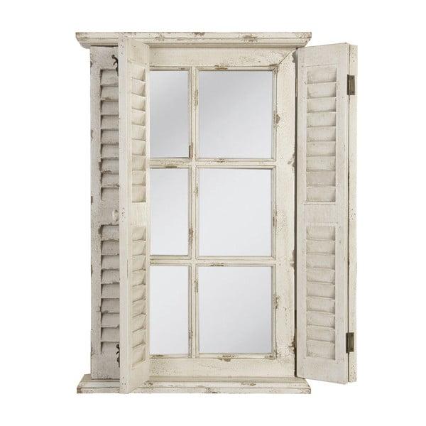 Lustro w kształcie okna White