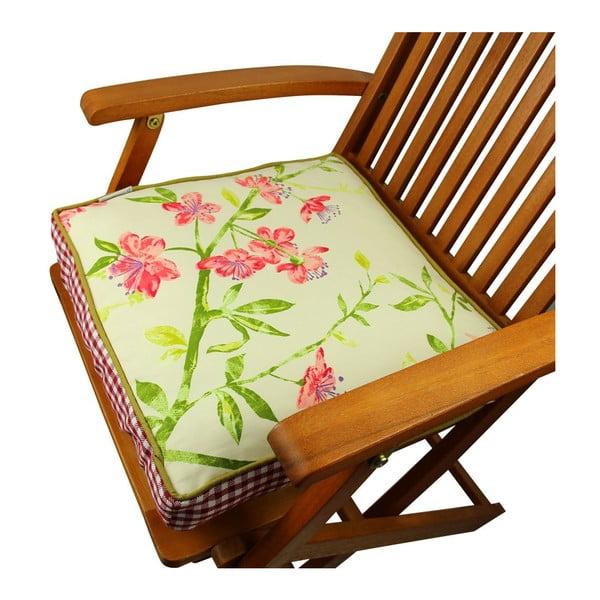 Poduszka na krzesło z wypełnieniem Texas, 42x42 cm