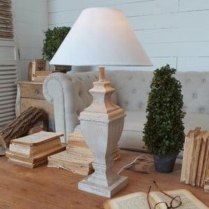 Lampa stołowa Natural & White