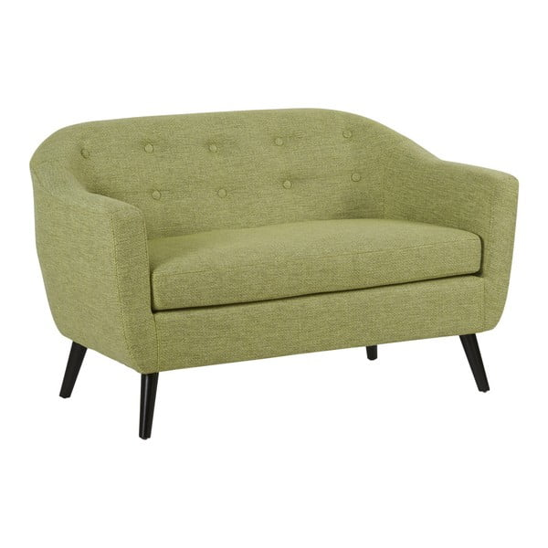Sofa Athezza Green Chevron