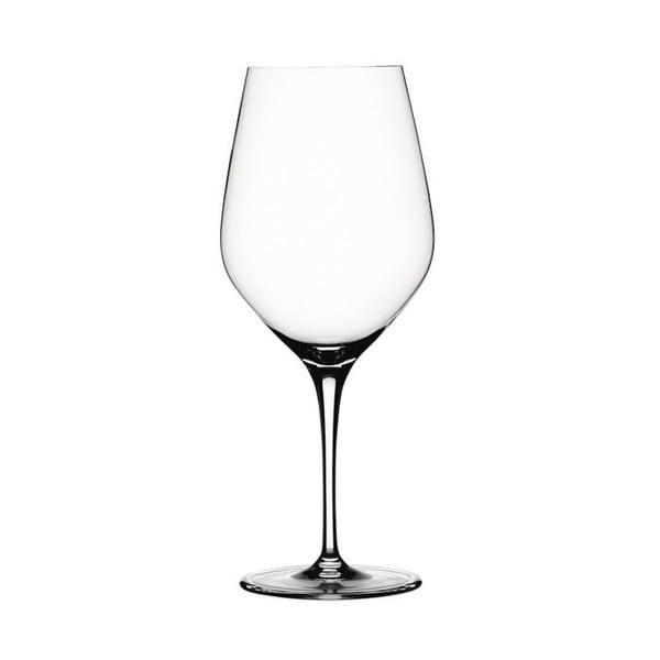 Komplet 4 kieliszków do czerwonego wina Bordeaux