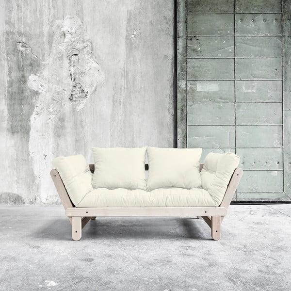 Sofa rozkładana Beat Beech/Natural