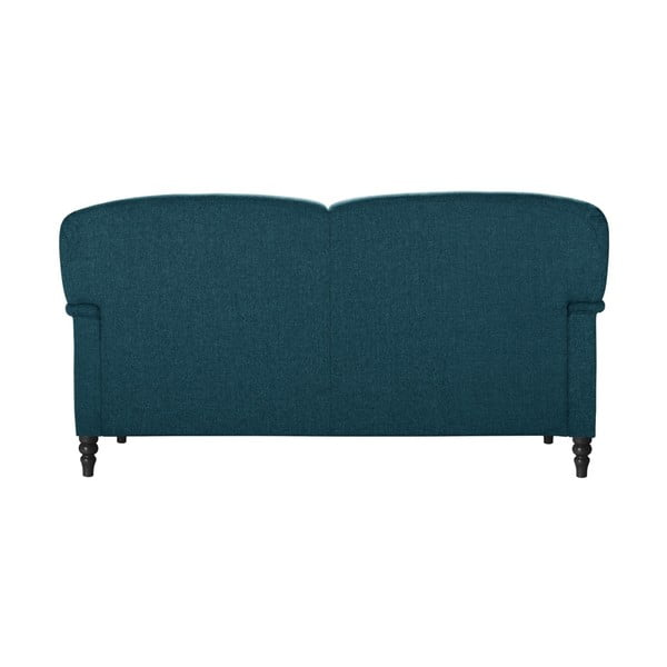 Turkusowa sofa 2-osobowa Jalouse Maison Bella