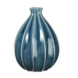 Wazon ceramiczny Iza Blue, 25 cm