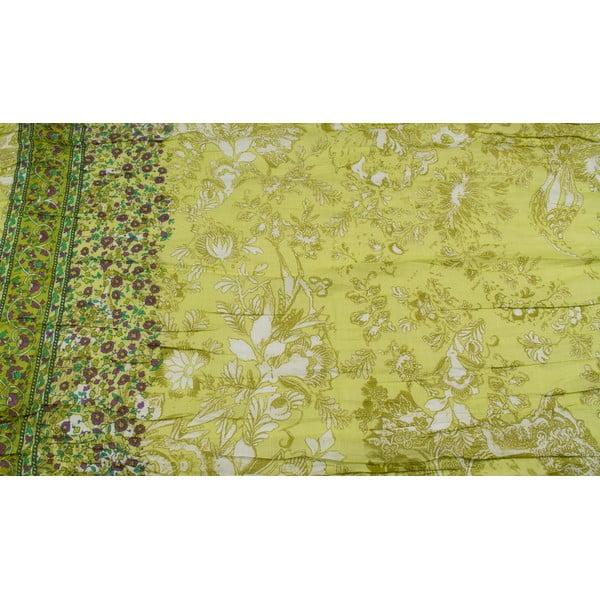 Chusta  z domieszką jedwabiu Shirin Sehan - Moana Pine