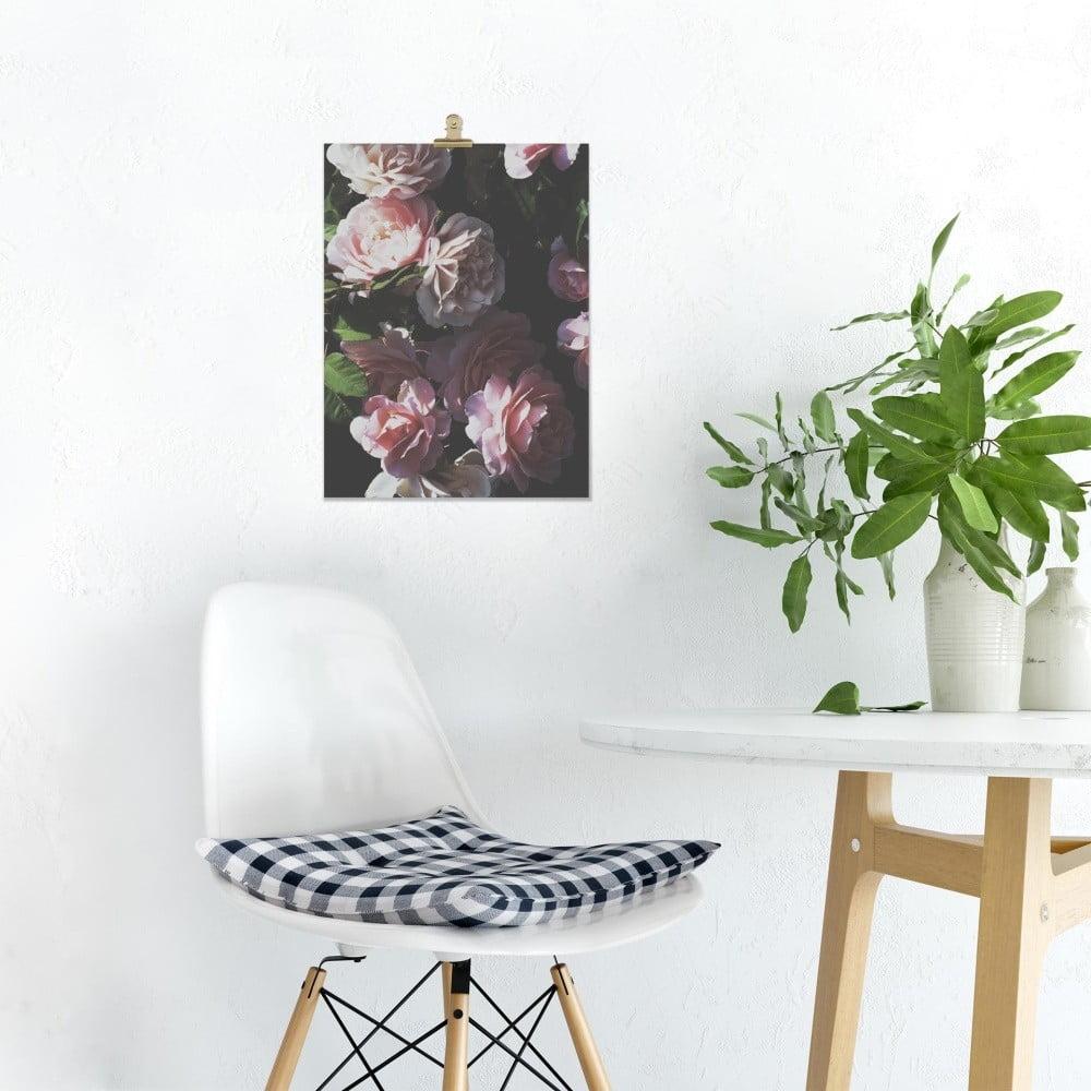 plakat hf living botanic l a 30x40 cm bonami. Black Bedroom Furniture Sets. Home Design Ideas