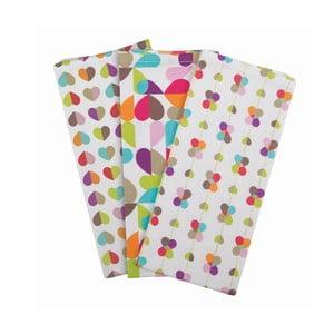 Zestaw 3 ścierek Beau&Elliot Tea Towels