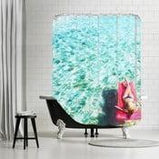 Zasłona prysznicowa Urban Beach, 180x180 cm