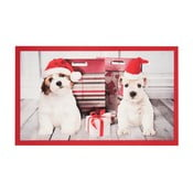 Wycieraczka Zala Living Christmas Dogs, 45x75 cm