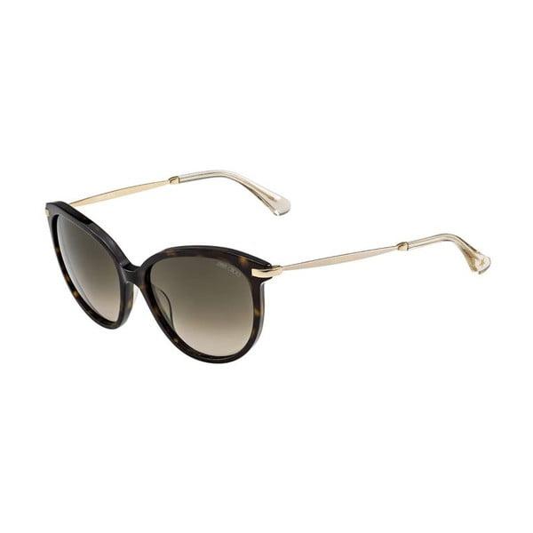 Okulary przeciwsłoneczne Jimmy Choo Ive Ivory/Brown