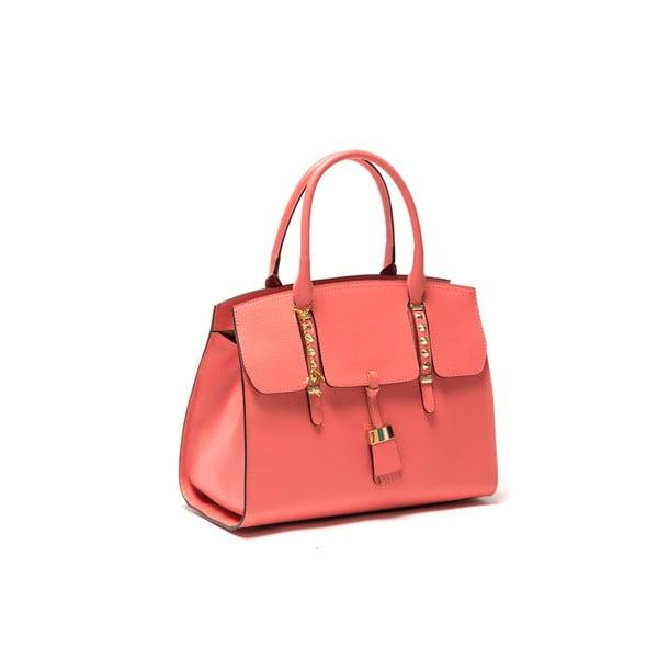 Skórzana torebka Renata Corsi 1108 Rosso Corallo