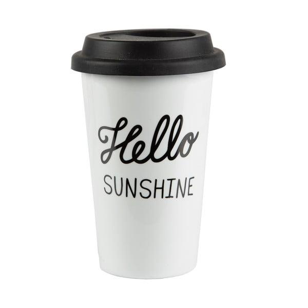 Kubek podróżny Sass & Belle Hello Sunshine