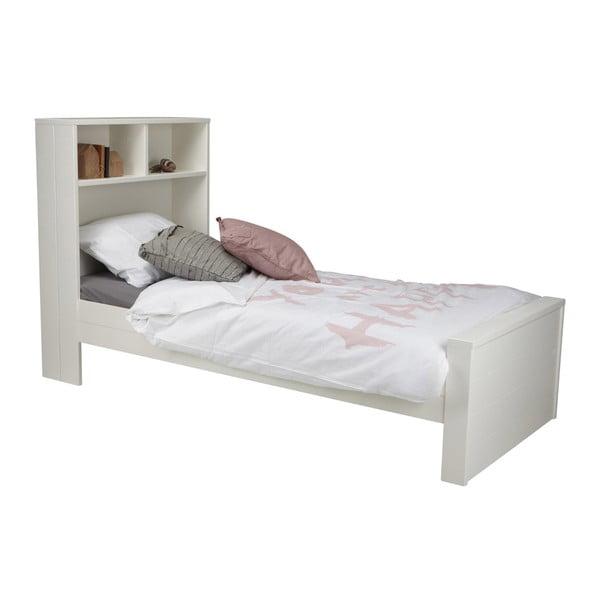 Białe łóżko Max