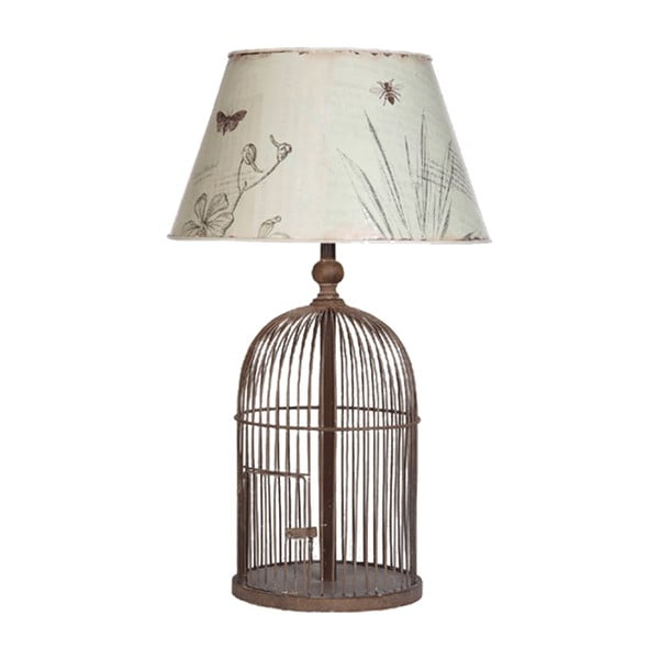 Lampa stołowa Vintage Cage