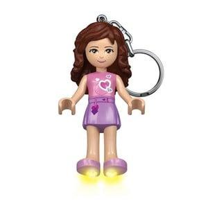 Świecąca figurka/breloczek LEGO Friends Olivia