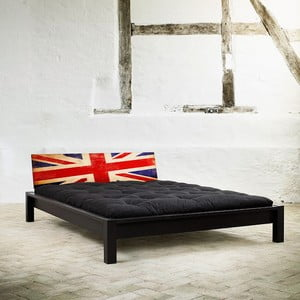 Łóżko Karup Tami UK Black/Union Jack