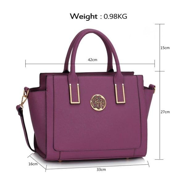 Torebka L&S Teri Purple