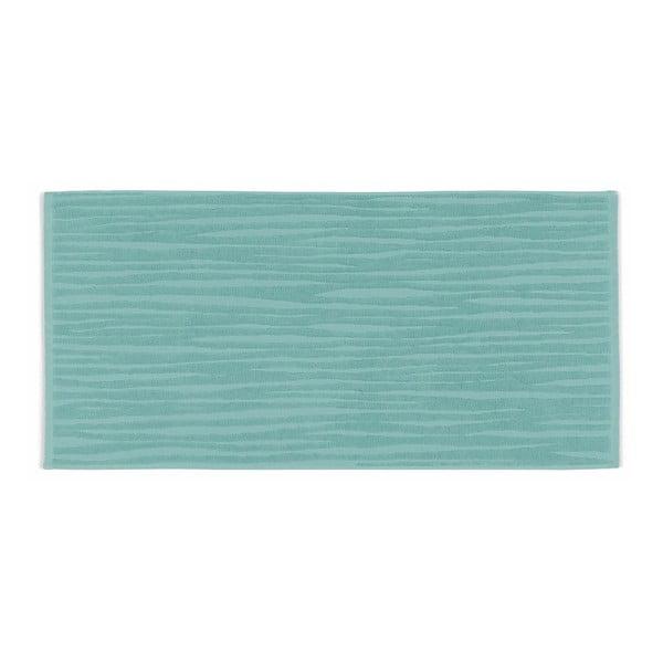 Miętowy ręcznik Kela Lindano, 70x140 cm