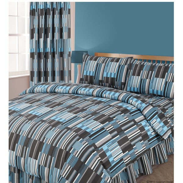 Pościel Trix Blue, 230x220 cm
