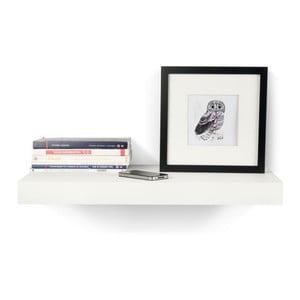 Biała półka Tema Home Balda, 59 cm