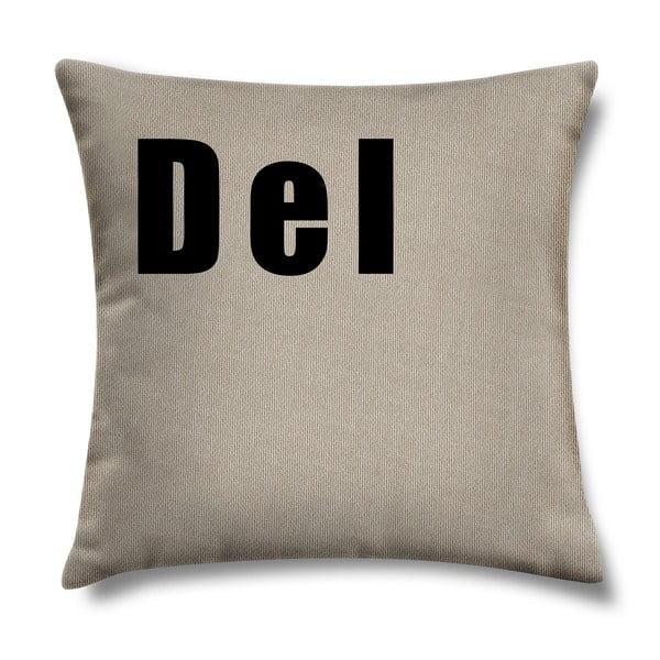 Poduszka Del, 43x43 cm