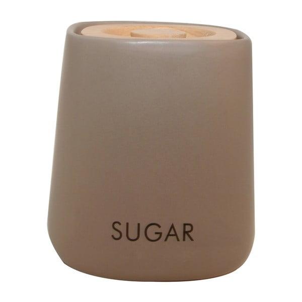 Pojemnik na cukier Cubic Matt Taupe