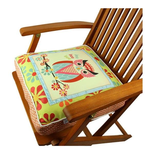 Poduszka na krzesło z wypełnieniem Lexin, 42x42 cm