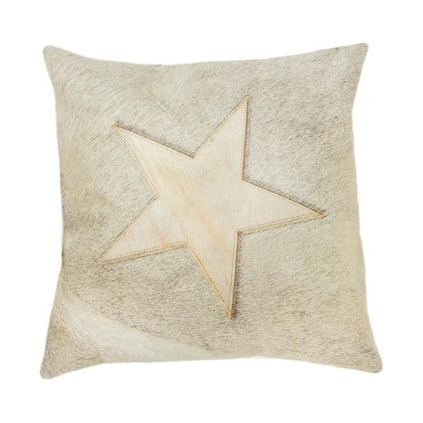 Poduszka Capa Star Grey, 45x45 cm