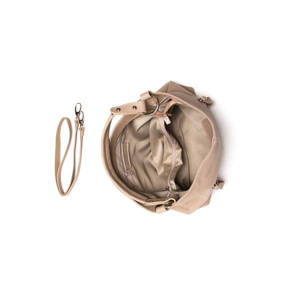 Skórzana torebka Mangotti 1109 Fango