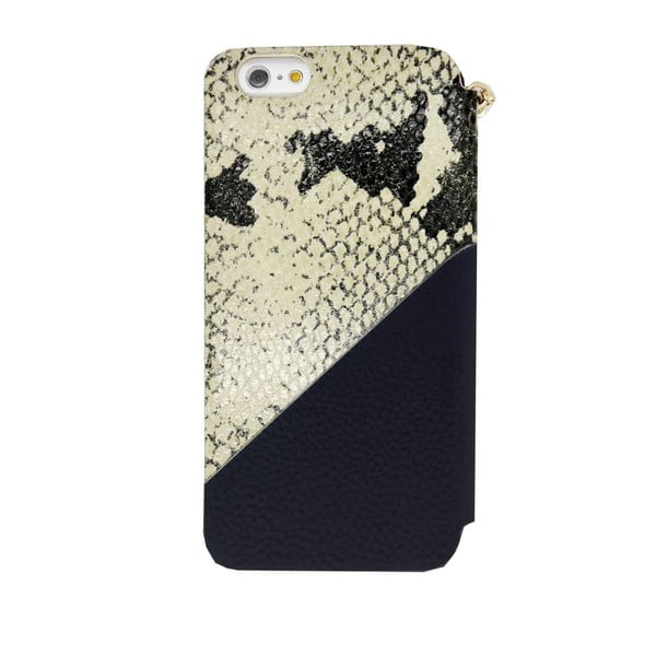Etui na iPhone6 Snake Beige