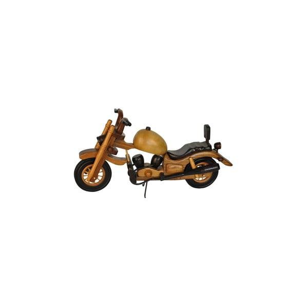 Drewniana dekoracja MotorcycleBettina