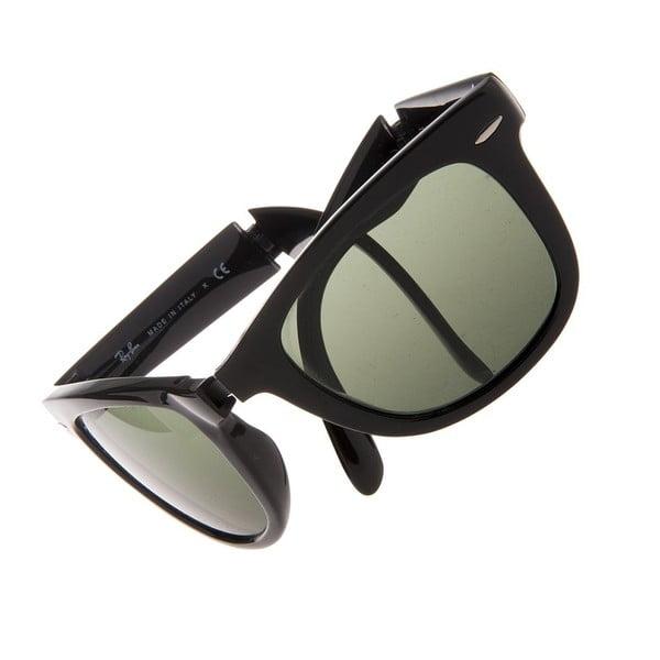 Okulary przeciwsłoneczne Ray-Ban Wayfarer John Folding Black