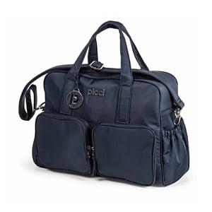 Ciemnoniebieska torba z przewijakiem Picci
