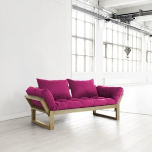 Sofa Karup Edge Honey/Pink