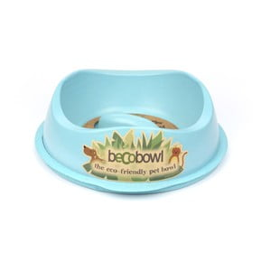 Miska dla psa/kota Beco Bowl 28,5 cm, niebieska