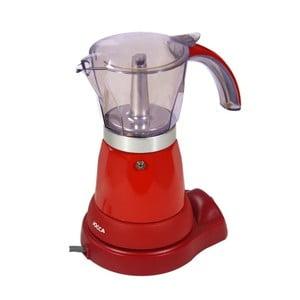 Czerwona kawiarka JOCCA Espresso