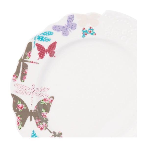 Talerz Krauff Butterfly, 21 cm
