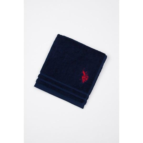 Dywanik łazienkowy US Polo Blue Dark, 60x90 cm