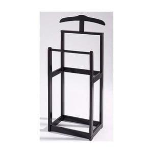Czarny stojak na ubrania Støraa Trento