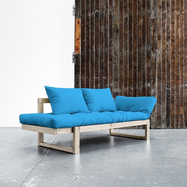 Sofa Karup Edge Natural/Horizon Blue