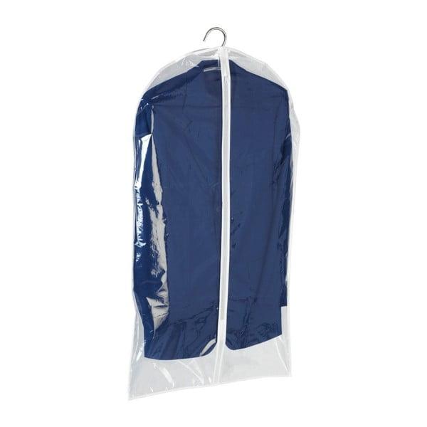 Przezroczysty pokrowiec na garnitur Wenko Transparent, 100x60 cm