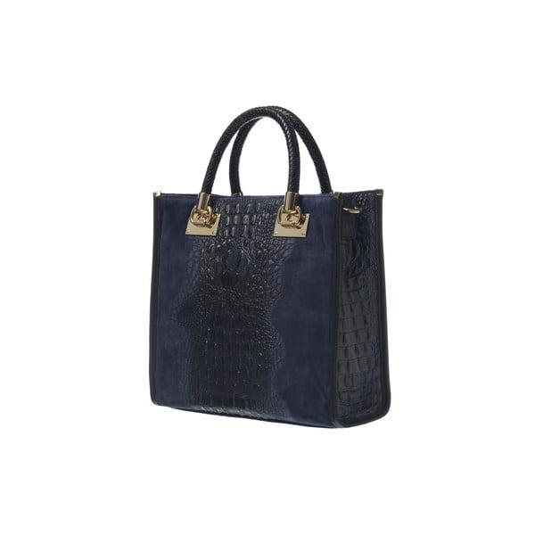 Skórzana torebka Rep Blue