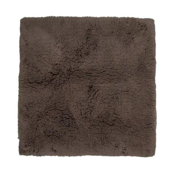 Dywanik łazienkowy Alma Taupe, 60x60 cm