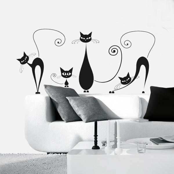 Naklejka dekoracyjna Eurographic Koty