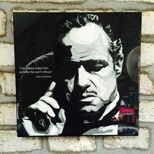 """Obraz """"Don Corleone"""""""