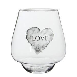 Świecznik/wazon Nolan Love, 22 cm