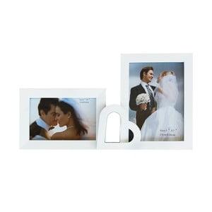 Ramki na zdjęcia ślubne, białe