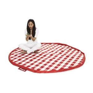 Koc piknikowy Knapsack, czerwony