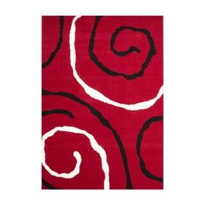 Dywan Funky 153 Red, 80x150 cm